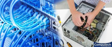 Westmont Illinois On Site Computer & Printer Repair, Network, Voice & Data Wiring Services