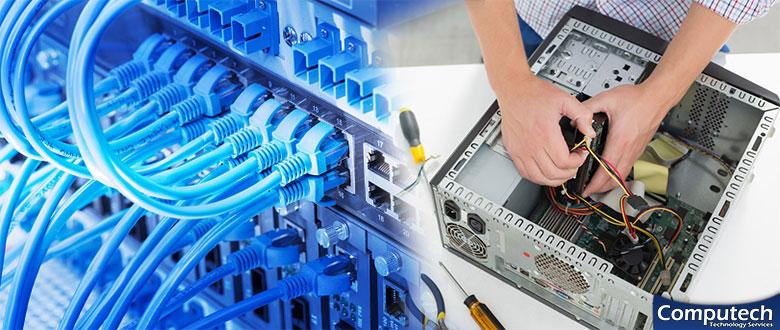 Westmont Illinois On Site Computer & Printer Repair, Network, Voice & Data Wiring Services