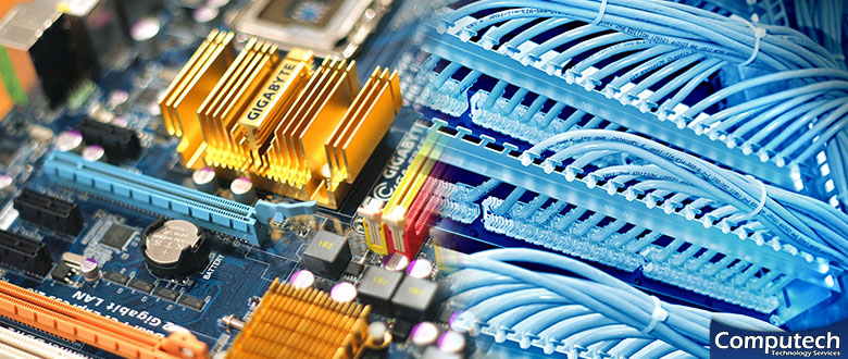 Peoria Illinois Onsite Computer & Printer Repairs, Network, Telecom & Data Cabling Services