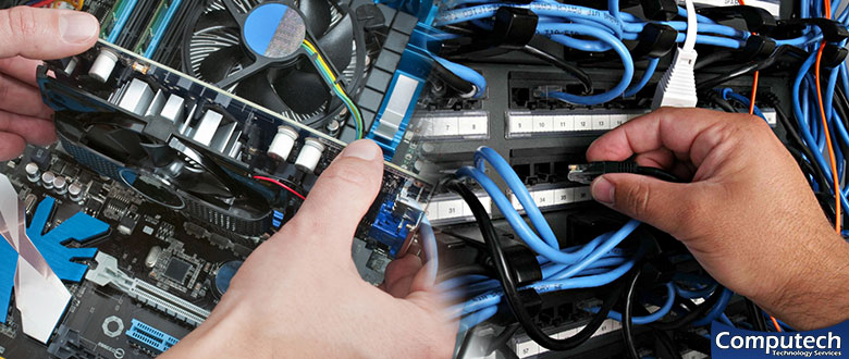 Gretna Louisiana On Site Computer & Printer Repairs, Network, Voice & Data Wiring Solutions