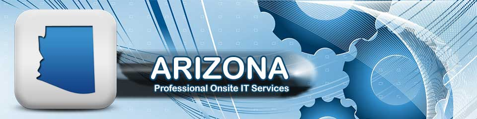 Arizona Onsite Computer, PC & Printer Repairs, Network Voice & Data Cabling Services