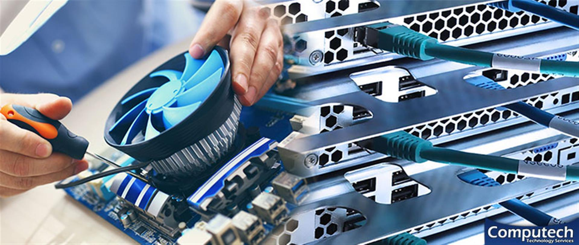 Petersburg Virginia On Site Computer PC & Printer Repairs, Network, Voice & Data Cabling Solutions
