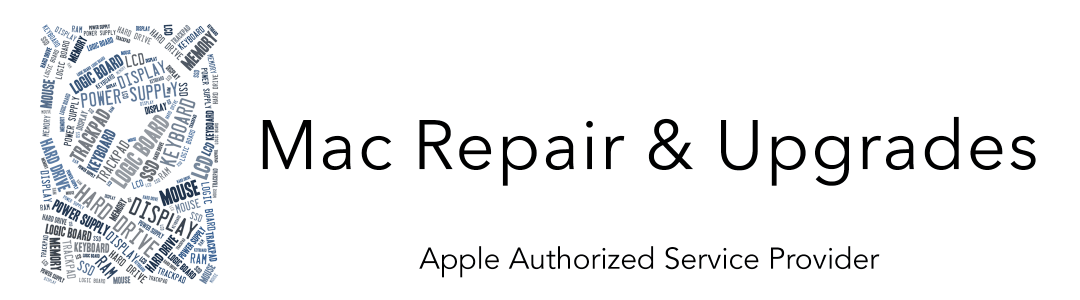 Mac Repairs and upgrades