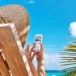 beach-w-phone