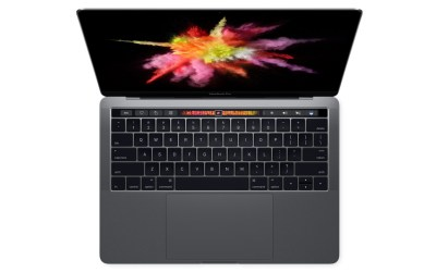 Just Announced: New MacBook Pro with Touch Bar