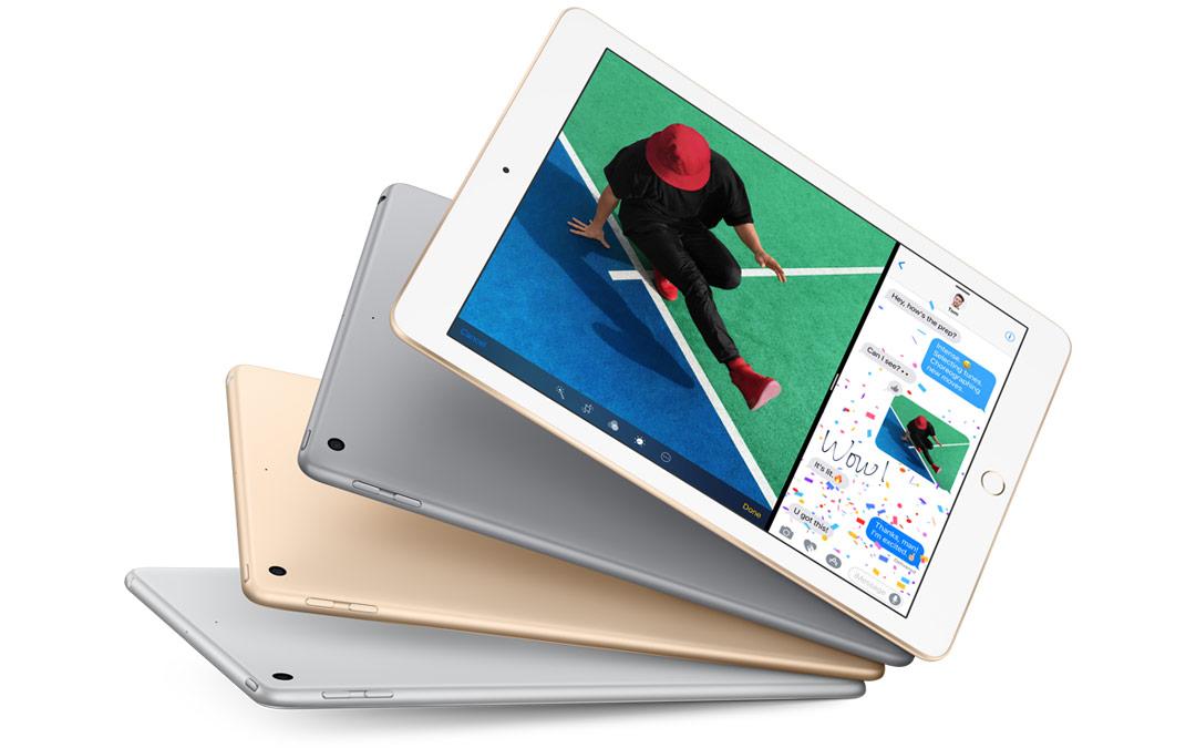 Apple Tweaks iPad and iPhone Product Lines