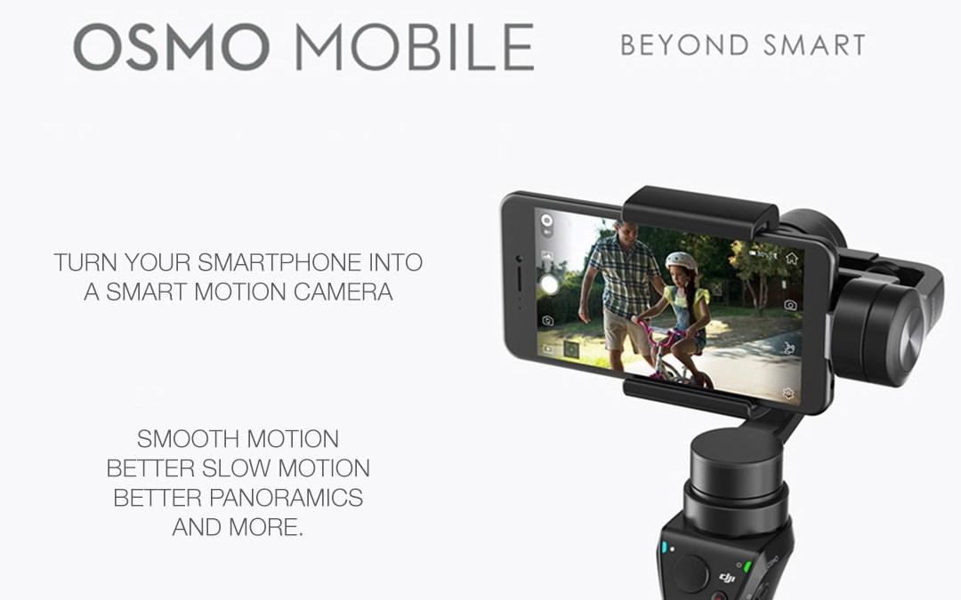 DJI OSMO Mobile
