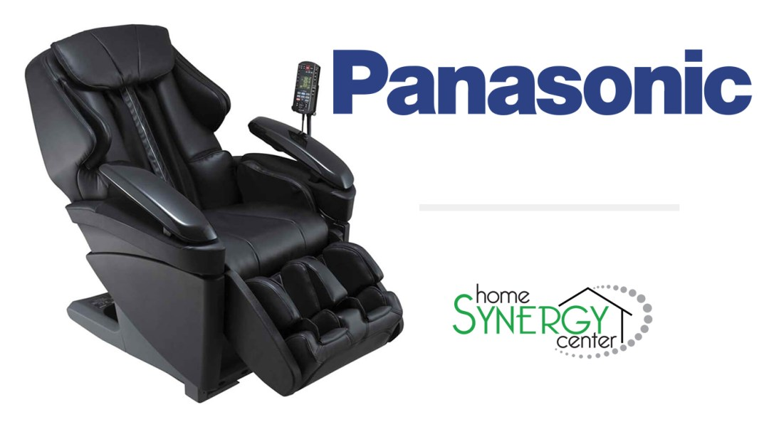 Panasonic Real Pro Ultra - massage chair now at Computer Advantage.
