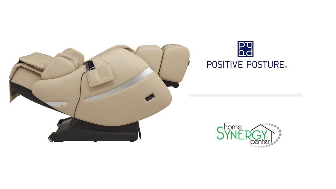 Positive Posture - Brio massage chair now at Computer Advantage.