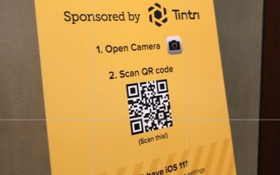 You Can Now Scan QR Codes with the Camera in iOS 11