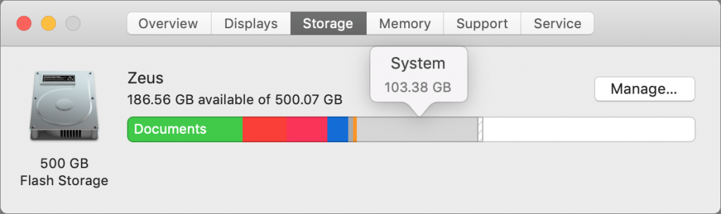 Running Low on Space on Your Mac? Here's How to Clear Unnecessary Data