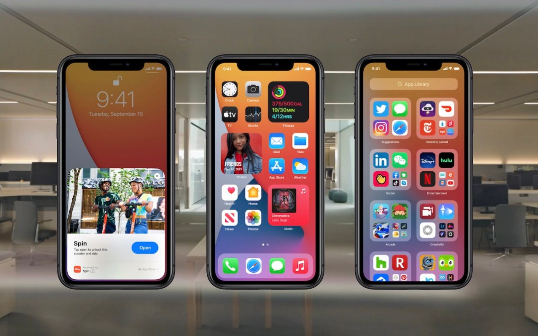 Our Four Favorite Features of iOS 14