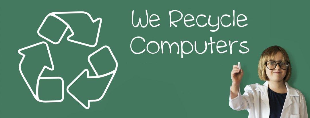 recycle computer, iPads, iPhones