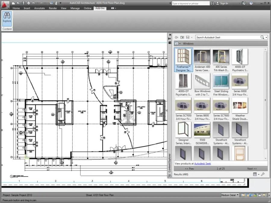 تصميم مخطط منزل على برنامج Sketchup لكل 100 متر مربع خمسات
