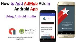 add admob ads in android app