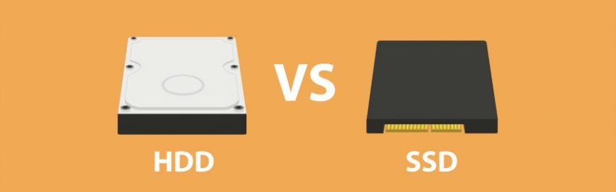 Defining HDD and SSD