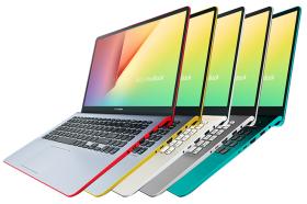 雙V隨我 玩勝精彩 全新VivoBook S系列即起繽紛上市