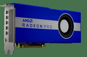 效能破表!AMD推出全球首款7奈米製程專業級PC工作站繪圖卡