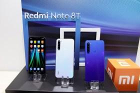 五千元有找!小米Redmi Note 8T實機照與功能看這篇