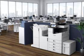 看準企業「黑白」文件列印需求 Epson推出極速微噴影印機WF-M20590