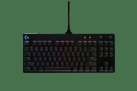 遊戲玩家照過來!羅技PRO X競技型機械式遊戲鍵盤開賣