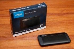 讀寫速度大爆發!TV Game與創作者最佳的搭檔 美光Crucial X8 1TB 外接式SSD開箱評測