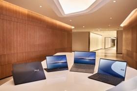 華碩發表多款採Intel最新行動處理器的筆電 ZenBook系列朝向精品設計 超輕薄ExpertBook再進化