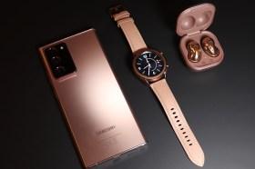 三星 Galaxy Watch3 開箱試用心得分享 精品級的作工值得擁有