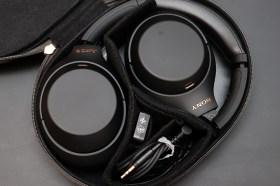 Sony WH-1000X M4 頭戴式無線藍牙降噪耳機開箱試用心得分享