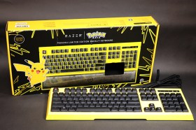 最萌最強的鍵盤開箱!Razer|寶可夢 Ornata 皮卡丘聯名限定款鍵盤