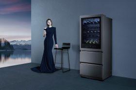 收藏好酒就靠它了!LG SIGNATURE 推出頂級工藝智慧溫控冰酒櫃