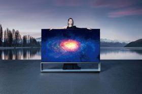 LG 推出 8K AI 語音物聯網 OLED 電視
