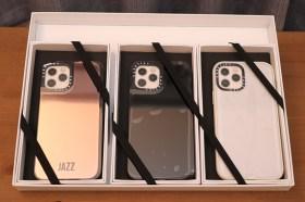 超時尚吸引眾人目光!三款 CASETiFY iPhone 12 / 12 Pro 手機保護殼開箱