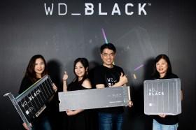 Western Digital WD_BLACK 產品線又有新作!