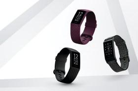 健康族群時尚新選擇 Fitbit 全新運動手環 Fitbit Charge 4