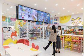 台灣三星商用顯示器進駐7-ELEVEN  為6000家門市提供最佳顯示器應用方案