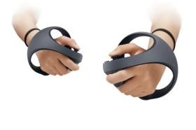 更具VR體感直覺的操控!PS5 新世代VR全新控制器公開