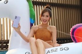 超強大的拍攝能力!三星Galaxy A52 5G 防水豆豆機實拍分享