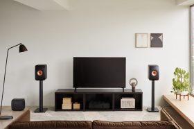 極小體積帶來極致低音聽覺震撼!KEF首創Uni-Core技術推出KC62重低音喇叭