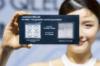 Mini LED技術是什麼?有何優勢?專家們告訴你!