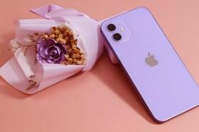 令人驚豔的iPhone 12紫色搶先開箱!蘋果最美手機4/30到貨
