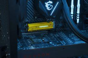 還不快搶?Seagate 推出 FireCuda 520 SSD《電馭叛客2077》限定版