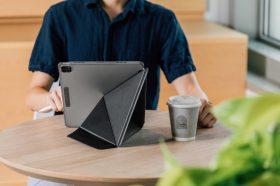 呵護頂級2021最新iPad Pro 12.9吋平板電腦就靠它!Moshi VersaCover開箱使用分享