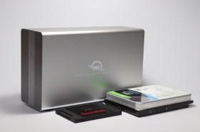 給你USB 3.2 Gen2 10Gbps的速度!OWC MERCURY ELITE PRO DUAL 專業雙槽磁碟外接盒評測