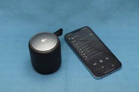小體積大氣勢!Anker Mini 3 無線藍牙行動式喇叭開箱評測