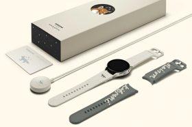 三星攜手時尚品牌Maison Kitsuné推出Galaxy Watch4與Buds2特別版