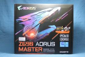 技嘉Z690 AORUS MASTER 主機板搶先開箱曝光!