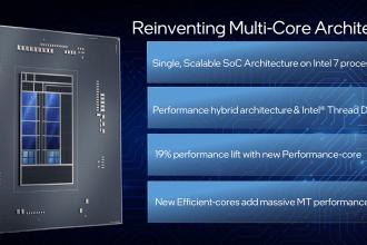 Intel 12代桌上型處理器來了!五大升級重點你一定要知道