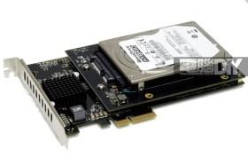 混合儲存也能有極致的效能表現OCZ RevoDrive HYBRID混合式硬碟
