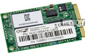 讓mSATA產品有更多選擇OCZ NOCTI 120GB固態硬碟